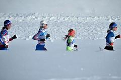 Stříbro a bronz! Češi vezou z MS v zimním triatlonu dvě medaile