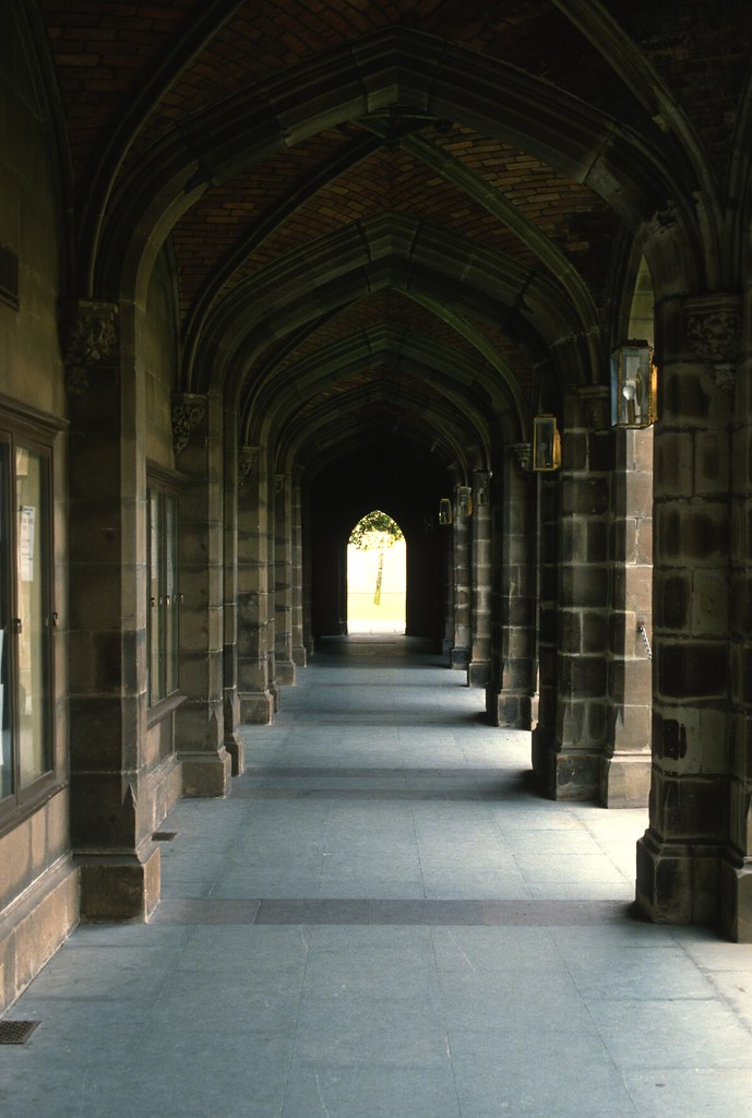 University of melbourne, V95