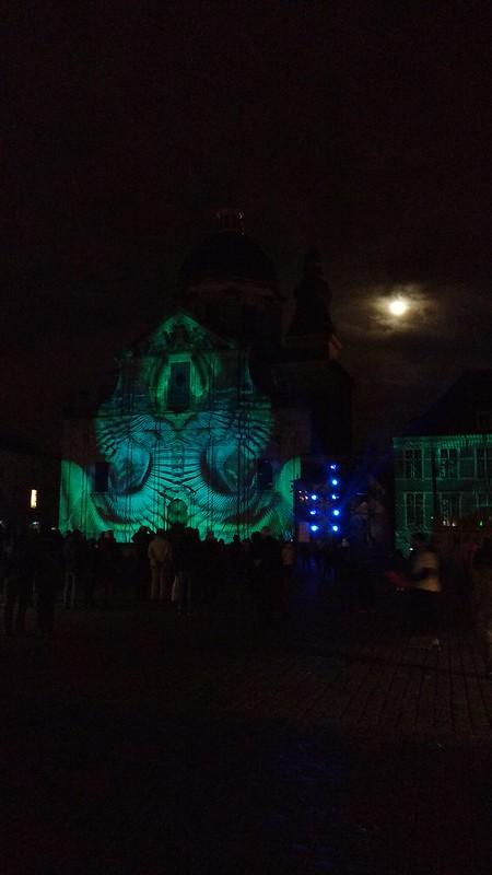Festival de la Luz de Gante 2018  - 26147275198 d9e2c34382 c - Lichtfestival Gent: El festival de la luz de Gante
