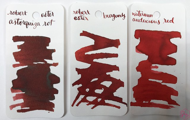 Ink Shot Review @RobertOsterInk Astorquiza Rot 2