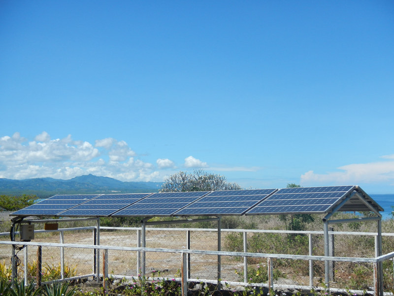Liloan solar panel