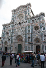 Santa Maria del Fiore, West Facade