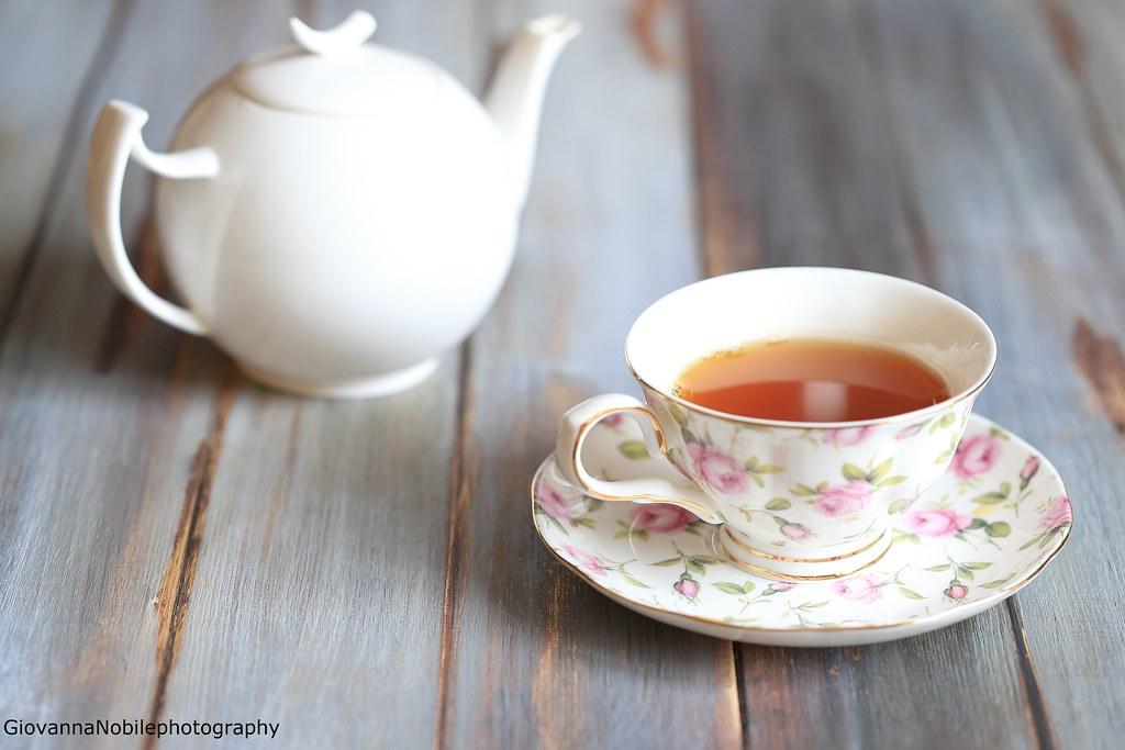 I love tea, cuptea and teapot!