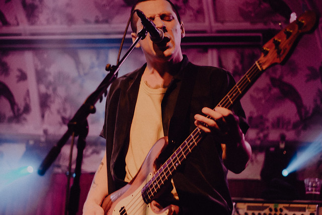 The Xcerts - Deaf Institute - Manchester - 26/02/2018