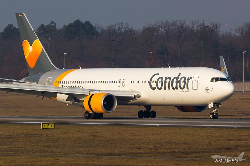 Condor - B763 - D-ABUP (1)