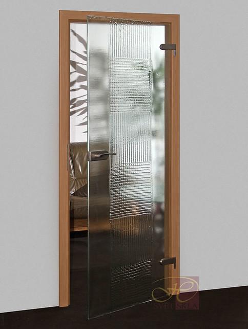 decusso skleněné dveře