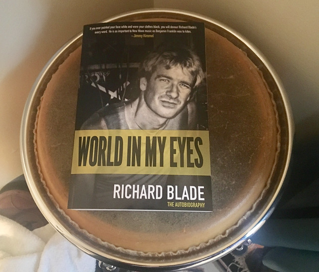 Richard Blade's Autobiography