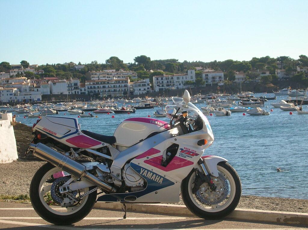 Prueba Yamaha YZF 750 R 1993 - 1995 28006198849_56eafaaf53_b