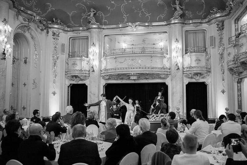 Mozart Dinner, Prague