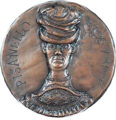 1992 FIDEM Congress Medal obverse