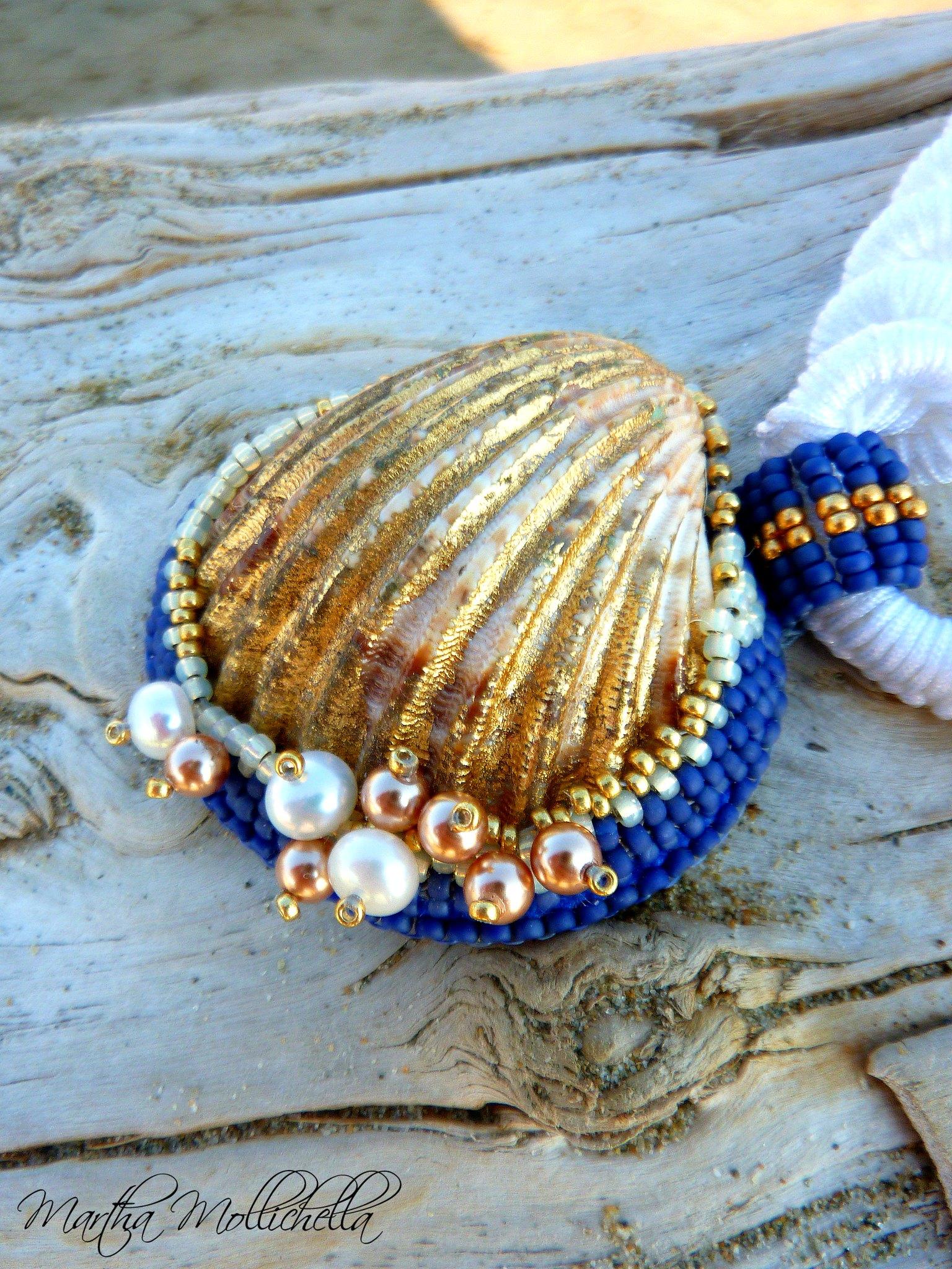Achantocardia tubercolata detta cuore, gioielli conghiglia, seashells jewelry, i gioielli del mare