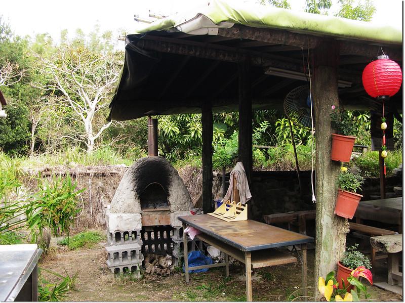馬斗欄居民披薩烤窯