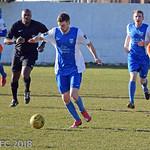 Barking FC v Bury Town FC - Saturday February 17th 2018