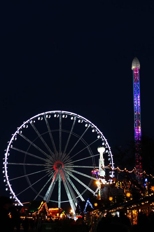 Big Wheel Winter Wonderland London