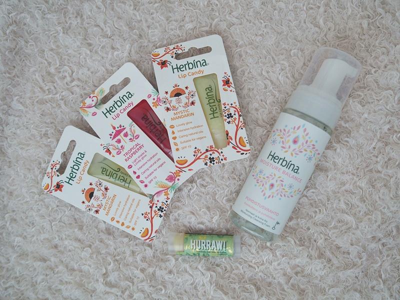 herbina tuotteita
