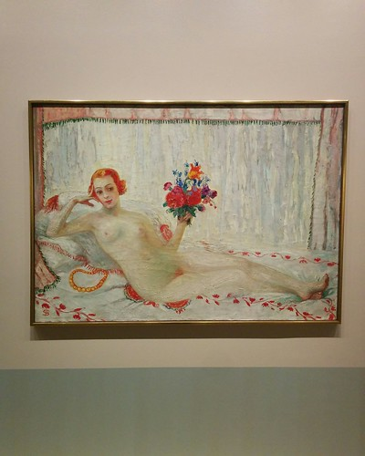"""A Model"", 1915 #toronto #artgalleryofontario #florinestettheimer #stettheimerago"