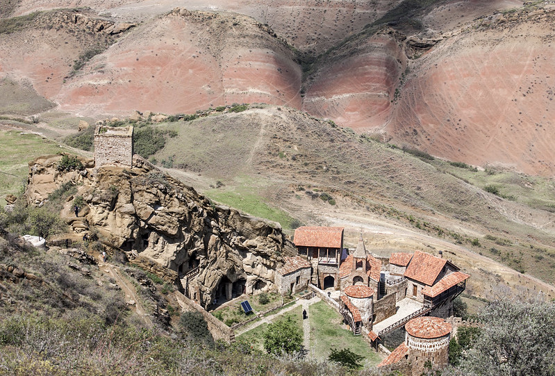 David Gareji Monasteries and Hermitage, GEORGIA