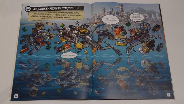 RECENZJA Garmagedon w Ninjago City 3