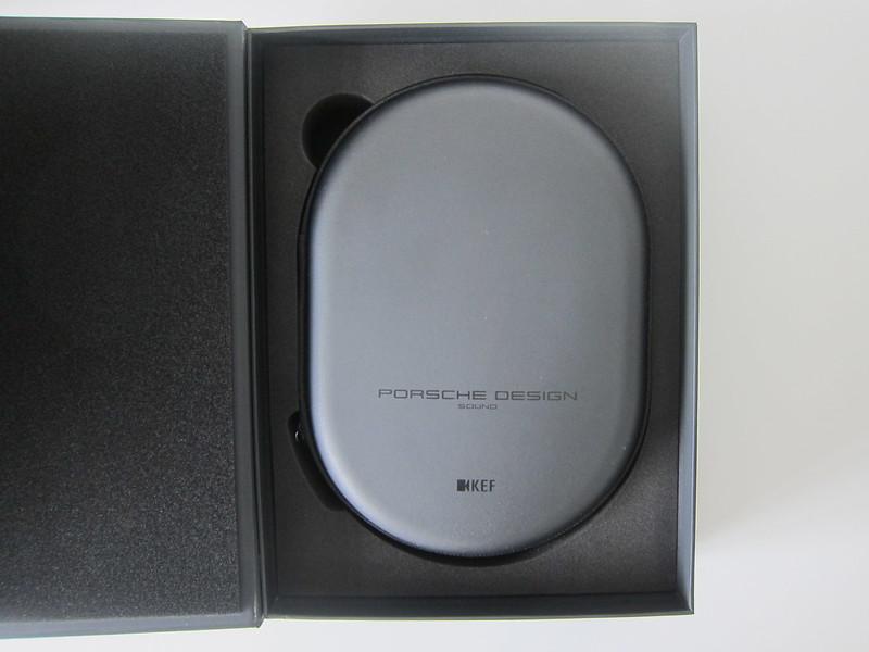 KEF - Space One Wireless Headphones - Box Open
