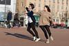 Dance on the place Bellecour