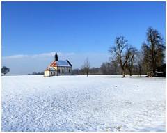 Schnee und Winter