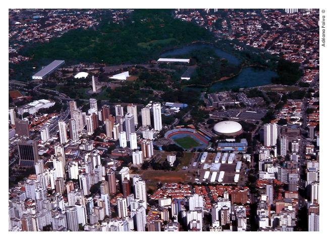 São Paulo Foto Aérea por Adriana Paiva