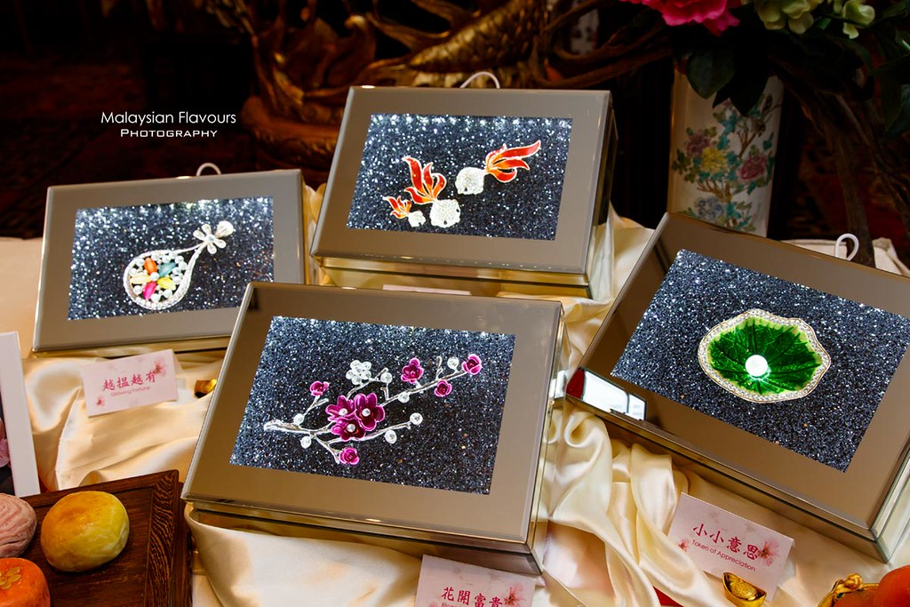 Xin Cuisine Concorde Hotel Kuala Lumpur gift box