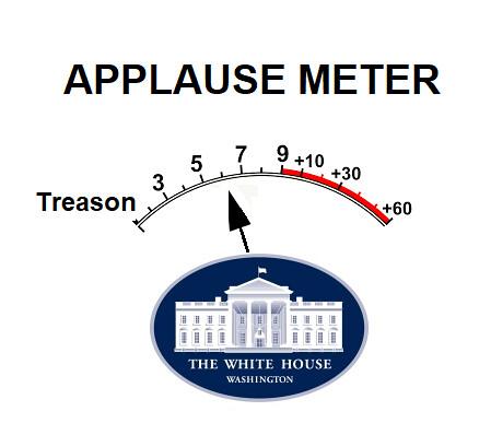 Trump Defines Treason