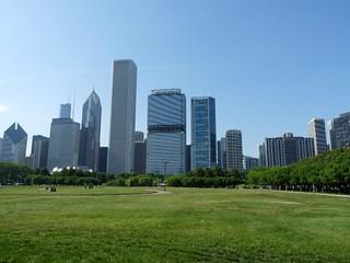 Die großen Seen, Chicago und Toronto