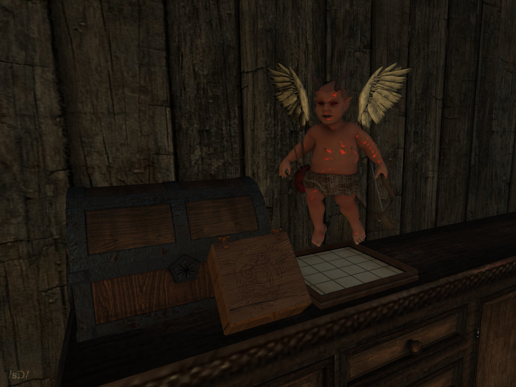 /studioDire/ Fallen Cupid's Vigil