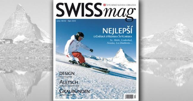 SWISSmag 03 - podzim/zima 2010