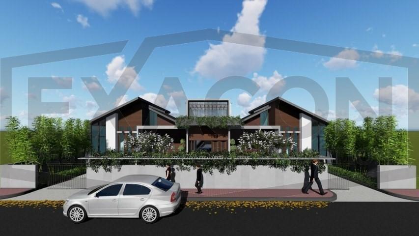 Proyek II Rumah Minimalis Modern Bapak Rafa - Depok