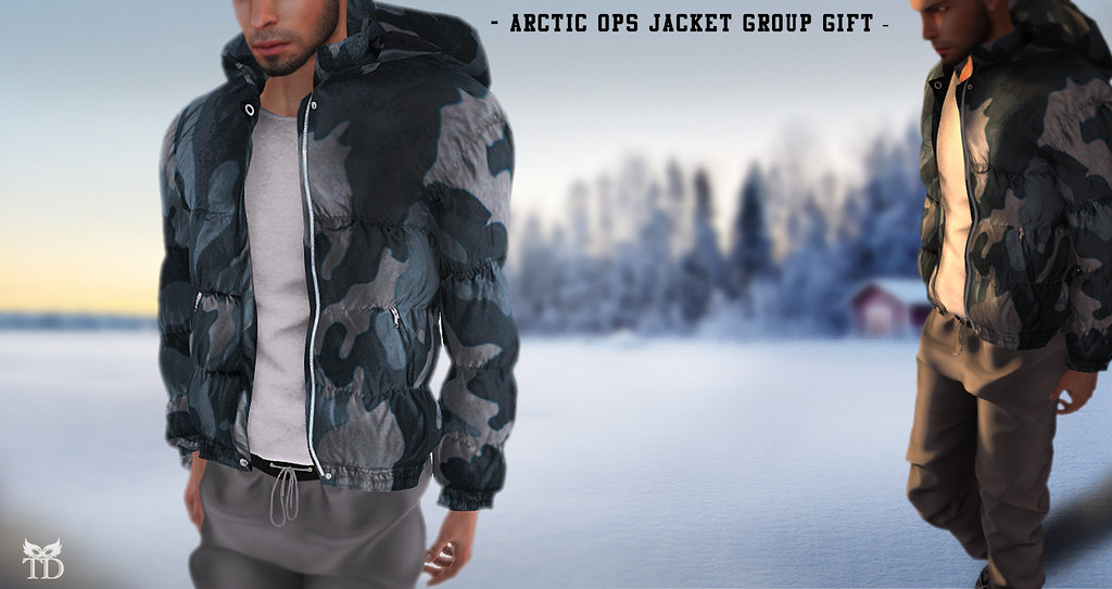 ^TD^ -Arctic OPS Jacket Group Gift - - TeleportHub.com Live!
