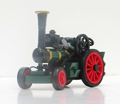 Fiery Elias - William Foster Traction Engine