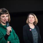 Wed, 01/17/2018 - 20:25 - Avant-première de WAJIB, organisée par le PCMMO en partenariat avec le Festival Ciné-Palestine et l'Institut du Monde Arabe. en présence de sa réalisatrice Annemarie Jacir.  Le 17/01 au cinéma l'Ecran à Saint-Denis  (C) Stéphane Burlot