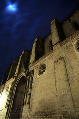 FR10 1089 Le Collégiale de Saint-Michel. Castelnaudary, Aude, Languedoc