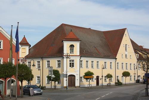 Unteres Schloss in Arnstorf