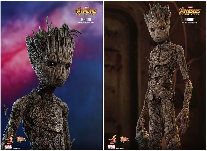 HOT TOYS TEEN GROOT 04