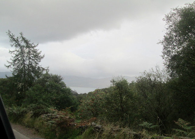 View of Loch Alsh