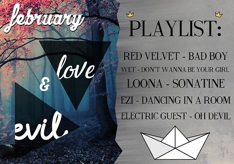 February Love & Evil