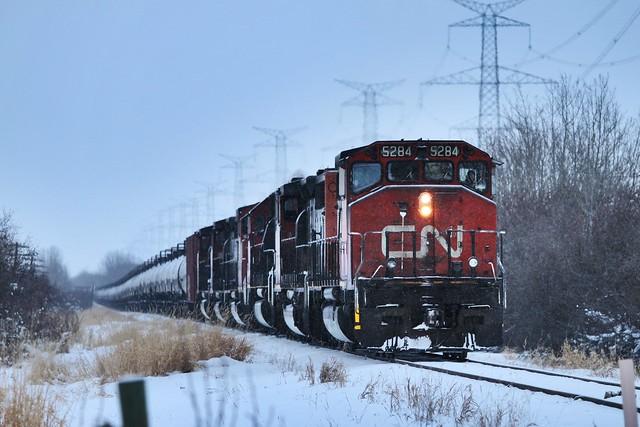 CN Rail Edmonton, Coronado, Canon EOS REBEL T1I, Canon EF 70-200mm f/4L IS