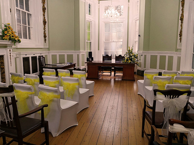 Bournemouth Town Hall Ceremony Rooms - The Willows