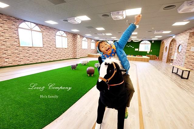 【新竹親子餐廳】大房子親子成長空間13