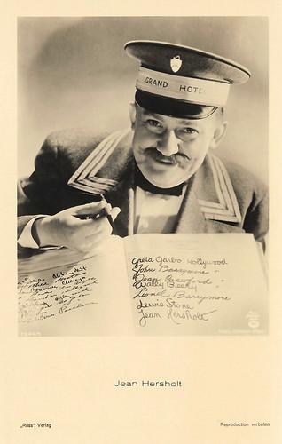 Jean Hersholt in Grand Hotel (1932)