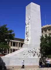The Alamo Cenotaph