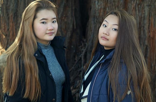 Kangli & Tenzin