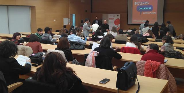Encuentro Lanzaderas CLM - Febrero 2018