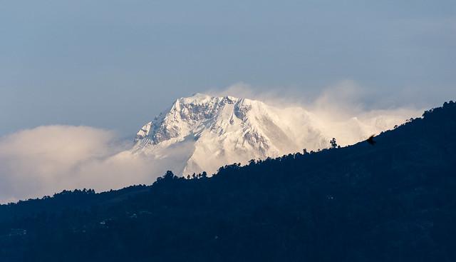 Annapurna from Pokhara