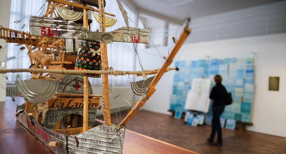 Bezienswaardigheden Oostende: Mu.Zee, kunst aan zee | Mooistestedentrips.nl