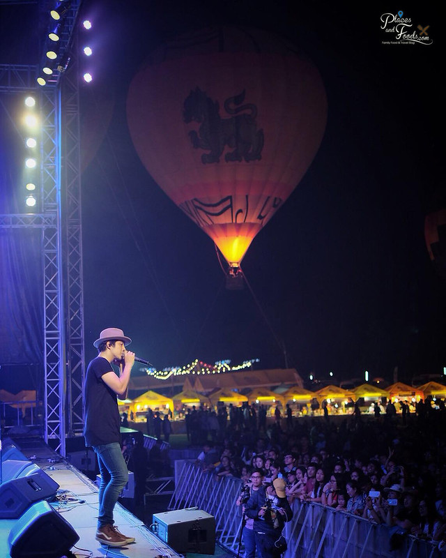 singha park hot air balloon 2018 party